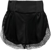 Almaz lace shorts