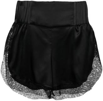 Almaz Lace Shorts