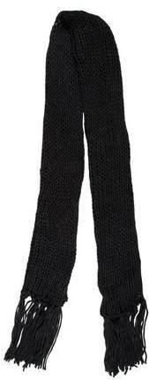 Zadig & Voltaire Chunky Knit Wool-Blend Scarf
