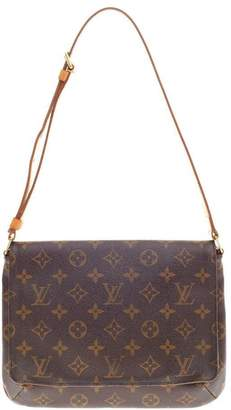 Louis Vuitton Musette Tango Long Strap Monogram Brown