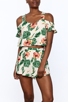 Hommage Floral Tropics Matching Set