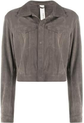 Giorgio Brato snap button jacket