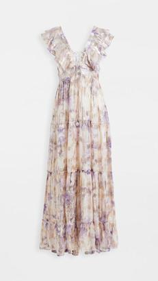 HEMANT AND NANDITA Vivir Long Dress