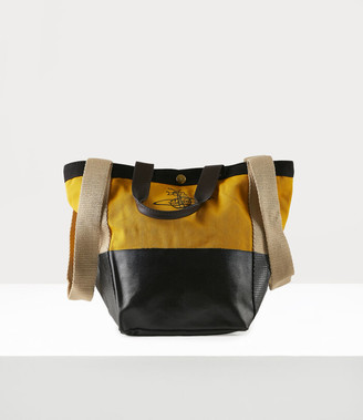 Vivienne Westwood Worker Small Runner Holdall Yellow
