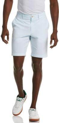 "Original Penguin Feeder Stripe 9"" Shorts"