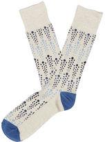 Perry Ellis Marled Drop Dress Sock