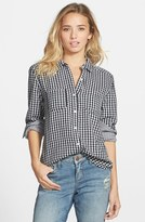 BP Double Layer Gingham Shirt