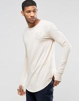 SikSilk Long Sleeve T-Shirt