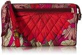 Vera Bradley Front Zip Wristlet Wallet