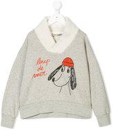 Bobo Choses Loup de Mer sweatshirt