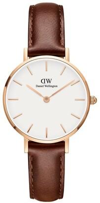 Daniel Wellington Petite St Mawes 28mm Rose Gold Watch