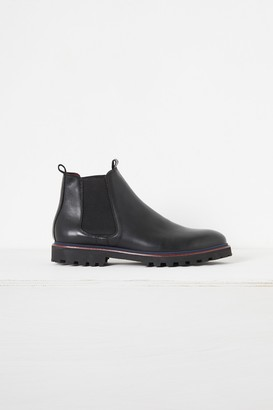 French Connection Luca Logo Chelsea Boot