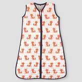 Hudson Baby Muslin Safe Sleep Wearable Sleeping Bag