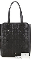 Ivanka Trump Soho Solutions Quilted Newspaper Shopper Tote