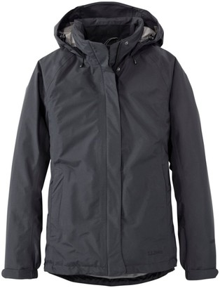 L.L. Bean Women's Stowaway Rain Jacket with Gore-Tex