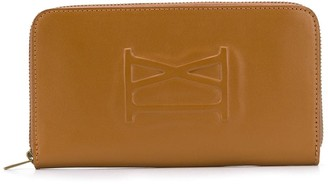 Ami Large Zipped Wallet