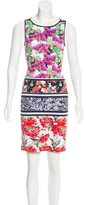 Clover Canyon Printed Bodycon Dress w/ Tags