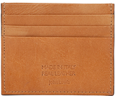 John Lewis Made In Italy Credit Card Holder, Tan