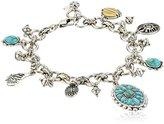 Lucky Brand Butterfly Charm Bracelet
