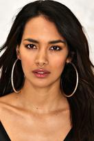 Nasty Gal nastygal Angie Hoop Earrings