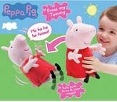 Peppa Pig Peppa Laugh with Peppa Plush
