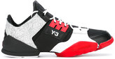 Y-3 Kanja sneakers - women - Leather/Nylon/Polyester/rubber - 5.5