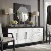 Bernhardt Decorage 8 Drawer Double Dresser with Mirror