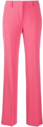 Alberto Biani flared style trousers
