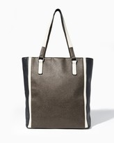 Charming charlie Metro Colorblock Tote