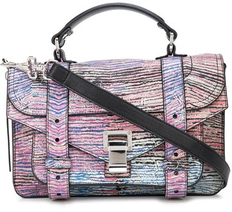Proenza Schouler x Harmony Korine PS1 Tiny bag