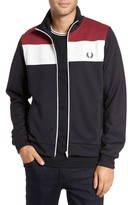 Fred Perry Men's Colorblock Track Jacket