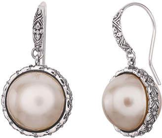 Stephen Dweck Double-Sided Mother-of-Pearl Drop Earrings
