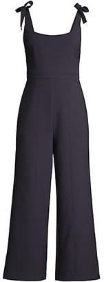 LIKELY Ellery Tie-Strap Jumpsuit