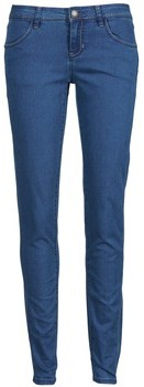 DDP SILIFU women's Skinny Jeans in Blue