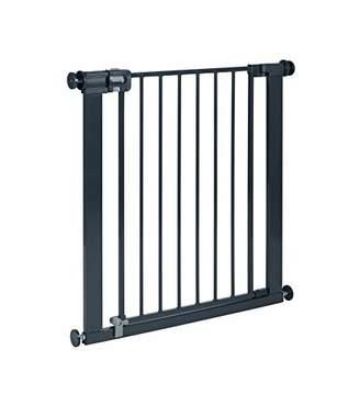 Safety 1st SecurTech® Simply Close Metal Gate, Black