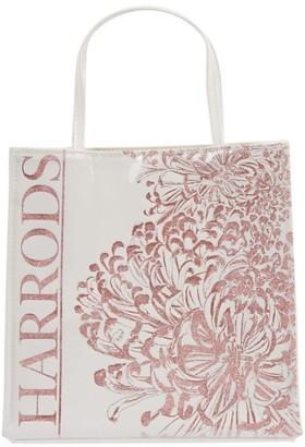 Harrods Small Flower Burst Shopper Bag