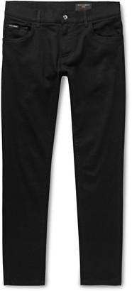 Dolce & Gabbana Skinny-Fit Stretch-Denim Jeans