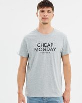 Cheap Monday Standard Doodle Logo Tee
