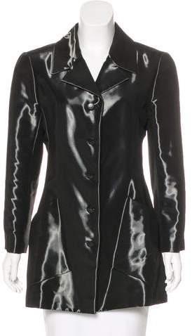 Chanel Iridescent Short Coat