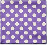Barneys New York Men's Polka Dot Silk Pocket Square