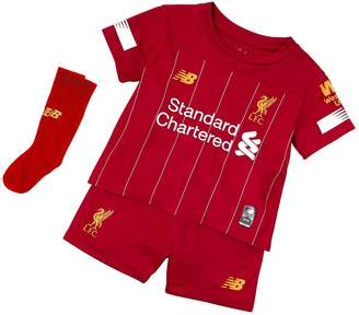 New Balance Liverpool Fc Infant 19/20 Home Kit Set