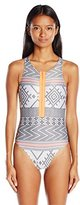 Roxy Women's Sand to Sea Halter One Piece Swimsuit