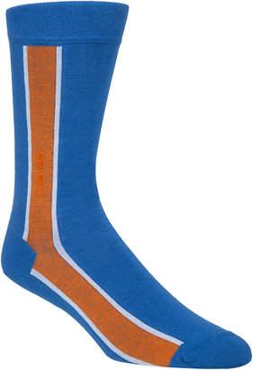 Calvin Klein Men Striped Crew Socks