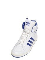adidas Pro Conference Leather High Top Sneakers