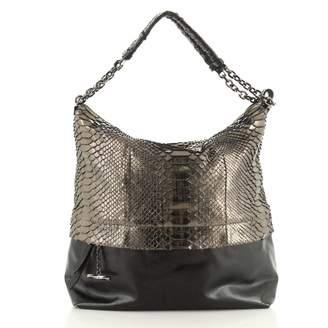 Christian Louboutin Black Exotic leathers Handbags