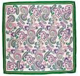 Jil Sander Silk Printed Scarf