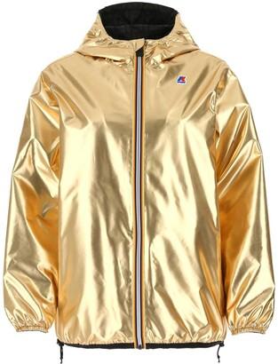 Fendi X K-Way Reversible Windbreaker Jacket