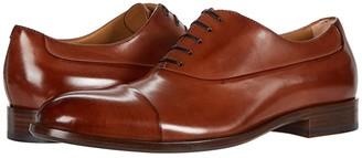 HUGO BOSS Barkley Oxford by BOSS (Medium Brown) Men's Shoes
