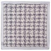 Canali Tie Dye Pocket Square