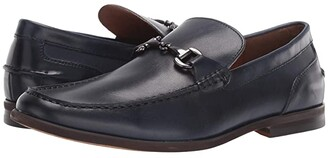 Kenneth Cole Reaction Crespo Loafer 2.0 (Navy) Men's Shoes